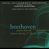 Beethoven: Piano Trios Nos. 7 & 5 / Ronan O'Hora, Jonathan Carney
