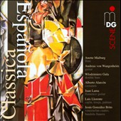 Classica Espanola - works by Granados, Alb&eacute;niz, de Falla, Acosta et al.