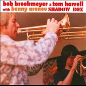 Ben Aranov/Tom Harrell/Benny Aronov/Bob Brookmeyer: Shadow Box