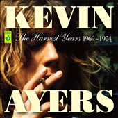 Kevin Ayers: The Harvest Years 1969-1974 [Box] *