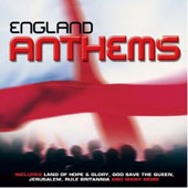 Various Artists: England Anthems