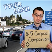 Tyler Boeh: Carpool Companion [Slipcase]
