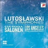 Lutoslawski: The Symphonies nos 1-4; Fanfare for Los Angeles Philharmonic (1993) /Salonen, LA PO