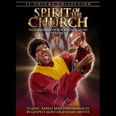 Various Artists: Spirit of the Church: A Celebration of Black Gospel Music, Vol. 1