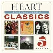 Heart: Original Album Classics [Digipak]