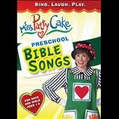 Miss Patty Cake: Preschool Bible Songs [DVD]