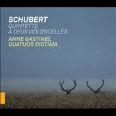 Schubert: String Quintet in C major with 2 cellos / Anne Gastinel, cello