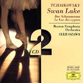 Tchaikovsky: Swan Lake / Ozawa, Boston Symphony Orchestra