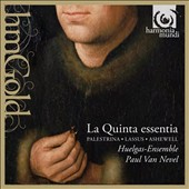 La Quinta essentia - Music of Palestrina, Lassus, Ashewell / Huelgas-Ensemble, Van Nevel