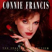 Connie Francis: The Italian Collection, Vol. 1
