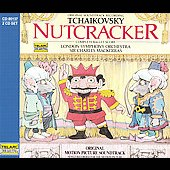Tchaikovsky: The Nutcracker (Soundtrack) / Mackerras