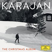 Herbert von Karajan: The Christmas Album - Silent Night; Nutcracker (exc); O Holy Night; Mozart: Ave verum corpus; O Tannenbaum et al. / Leontyne Price