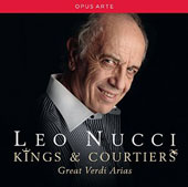 Kings & Courtiers - Great Verdi Arias / Leo Nucci, baritone