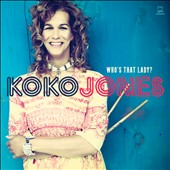 Koko Jones: Who's That Lady? [Digipak]