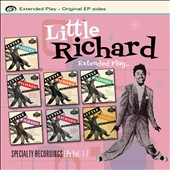 Little Richard: Specialty Recordings EP's, Vol. 1-7