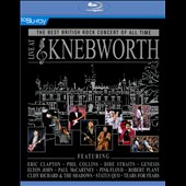 Various Artists: Live at Knebworth [Eagle Rock]