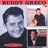 Buddy Greco: My Buddy/Buddy Greco on Stage!