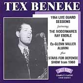Tex Beneke: 1964 Live Guard Sessions/Stars for Defense Shows from 1960