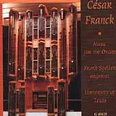 Franck: Music for the Organ / Frank Speller
