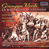 Verdi: La Battaglia di Legnano / Molinari-Pradelli, et al
