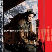 Guy Davis: Give in Kind