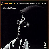John Hicks: After the Morning [1992]