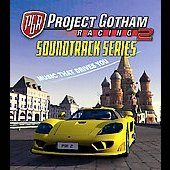 Original Soundtrack: Project Gotham Racing, Vol. 2: Electronica Soundtrack