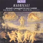 Madrigali - Rore, Arcadelt / Tadashi Miroku, Silvia Rambaldi
