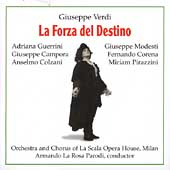 Verdi: La Forza del Destino / La Rosa Parodi, et al