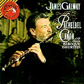 Pachelbel Canon and other Baroque Favorites / James Galway