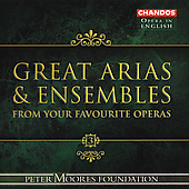 Opera In English - Great Arias & Ensembles Vol 3