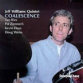 Jeff Williams (Jazz): Coalescence