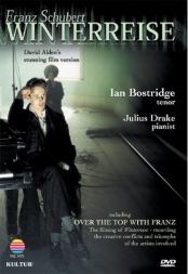 Schubert:  Winterreise / Bostridge, Drake [DVD]
