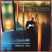 Tchaikovsky: Symphony no 1, Snow Maiden, etc / J&#228;rvi