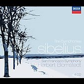 Sibelius: Symphonies / Blomstedt, San Francisco Symphony
