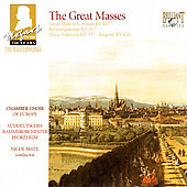 250 Years - Mozart: The Great Masses / Matt, et al