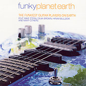Various Artists: Funky Planet Earth: Jazz