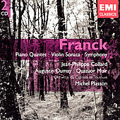 Gemini - Franck: Symphony, etc / Plasson, et al