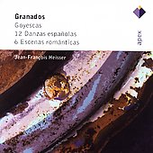 Granados: Goyescas, 12 Danzas, 6 Escenas rom&aacute;nticas / Heisser