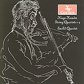 Kauder: String Quartets no 1-4 / Euclid Quartet