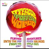 Various Artists: Treacle Toffee World: Further Adventures into the Pop-Psych Sounds from the Apple Era 1967-1969