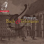 Bach & Telemann / Crowe, Florilegium