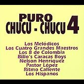 Various Artists: Puro Chucu-Chucu 4 [Box]