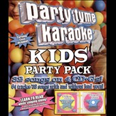 Party Tyme Karaoke/Sybersound: Party Tyme Karaoke: Kids Party Pack