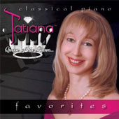 Favorites: Liszt, Ravel, Chopin / Tatiana Balazs