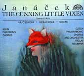 Janacek: Cunning Little Vixen / Neumann, Hajossyova, et al