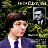 Shostakovich: Piano Sonatas & 24 Preludes