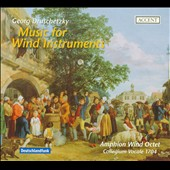 Georg Druschtzky: Music for Wind Instruments
