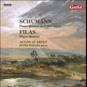 Schumann, Filas: Piano Quintets