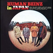 The Human Beinz: Human Beinz in Japan